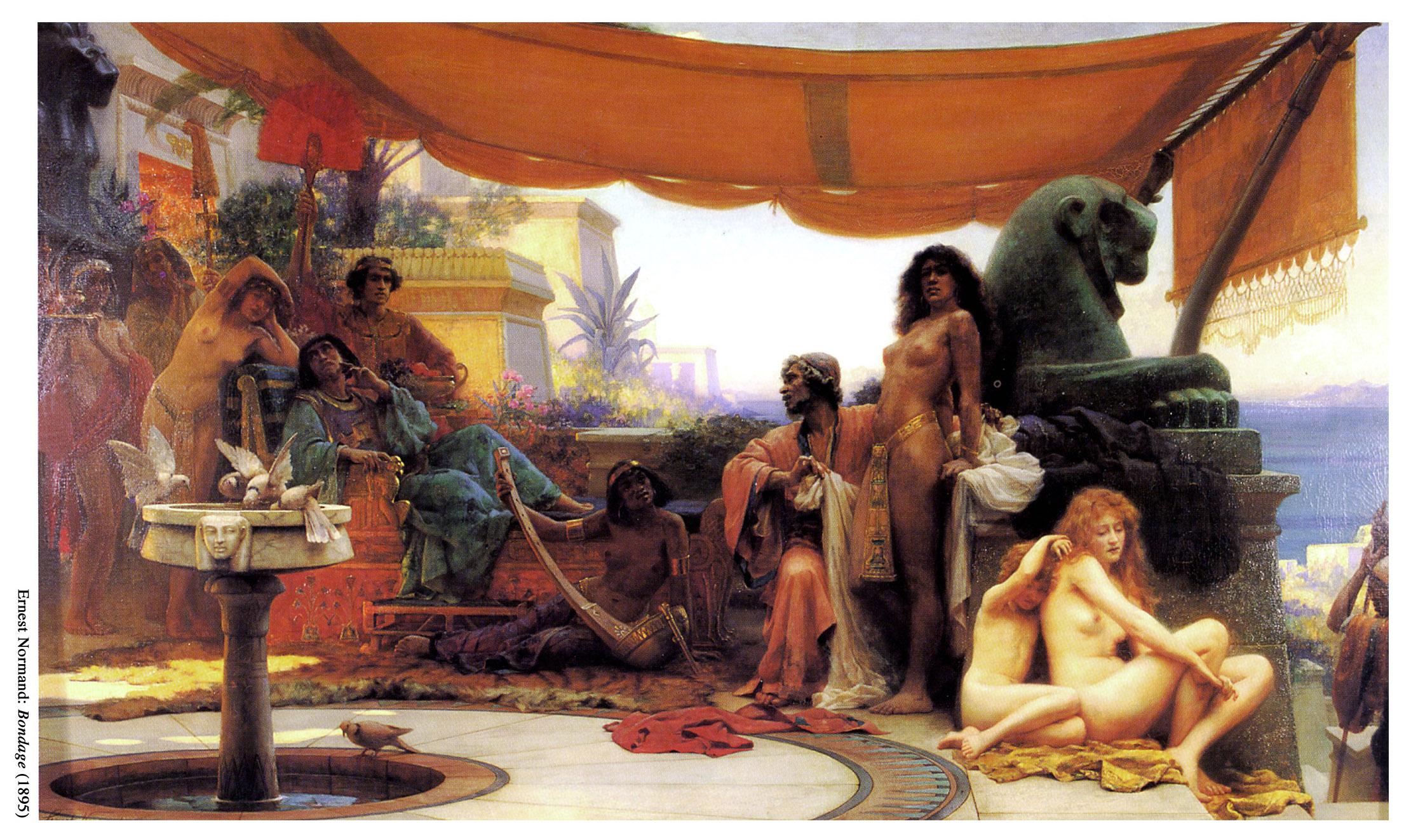 Сексуальное рабство в картинках 19 фотография